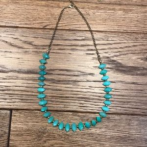 Designer hillberg and berk stone necklace